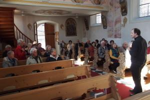Erklärungen vom Pfarrer Laichner