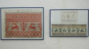 Eine kleine Auswahl der Muster